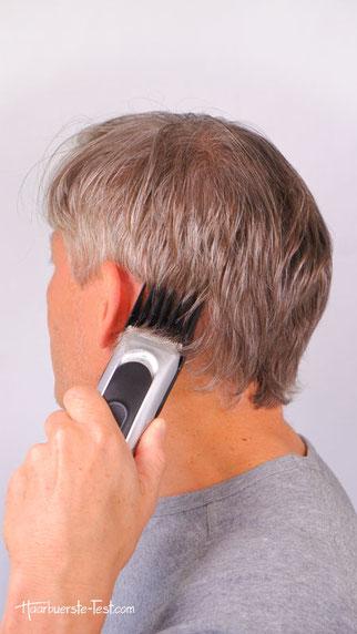 Braun Haarschneider wasserdicht