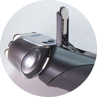 Präzisionstrimmer Braun Series 7