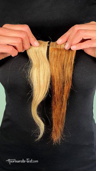 Rot gefärbte haare überfärben