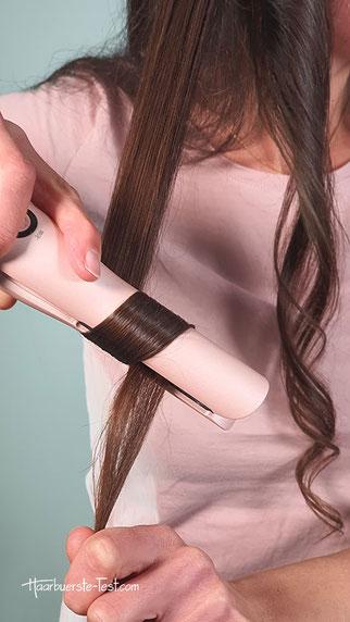 beurer akku-haarglätter