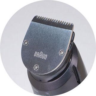 Braun Bart- und Haarschneider