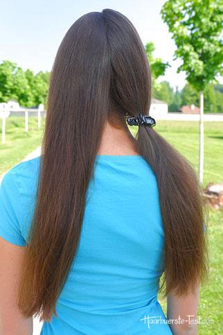 2 haarsträhnen