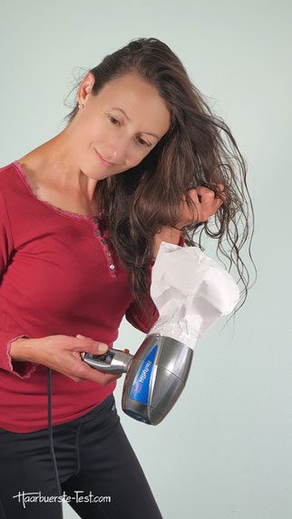 Diffusor Haartrockner selber bauen, kein diffusor was tun