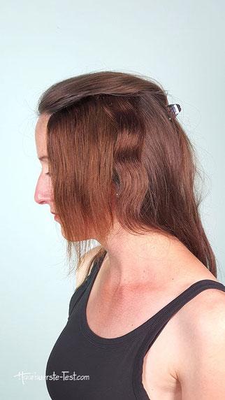 braune haare natürlich färben
