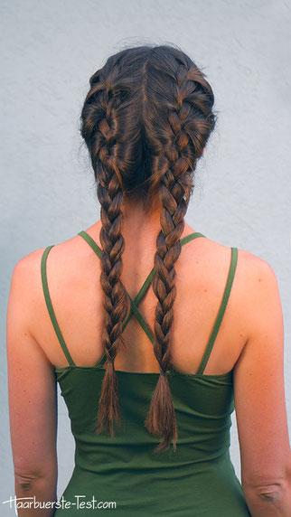 sportfrisur, sportfrisur lange haare