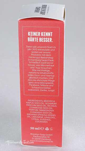 Bartpflege, made in Germany
