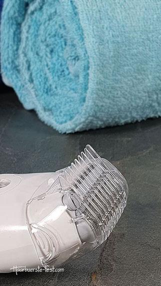 Braun Silk Epil 9/990 Rasieraufsatz mit Kamm