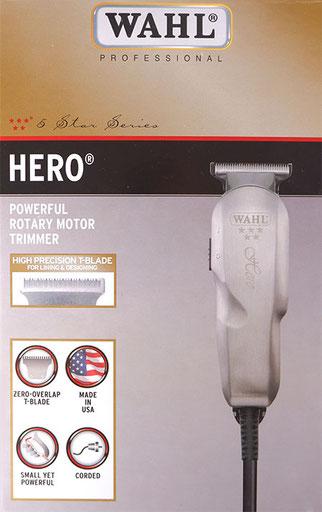 Wahl Hero Trimmer Verpackung