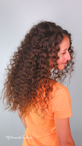 afro locken beekommen, afro locken lange haare, afro selber machen