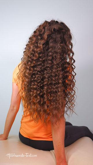 afro haare, volumen in die haare bekommen, mehr volumen