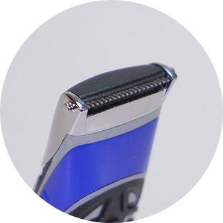 Der Barttrimmer-Aufsatz hat eine Klingenbreite von 22mm und eignet sich daher perfekt für alle Bart-Detailarbeiten.