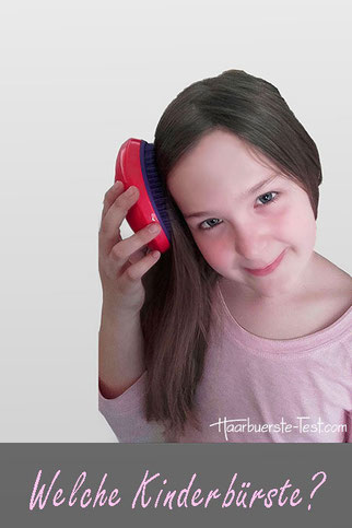Kinder Haarbürste, Kinderbürste