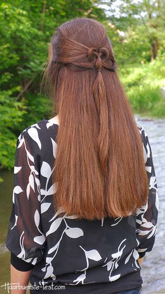 Herz Frisur
