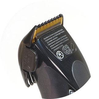 Panasonic Bart- und Haarschneider, panasonic haarschneider aufsatz