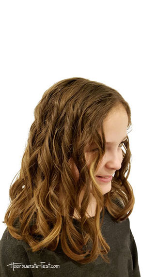 voluminöse Haare, mehr volumen haare