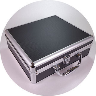 Remington Haarschneider im Koffer