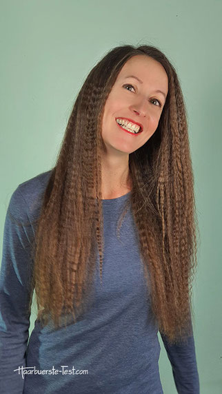 gekreppte haare, kreppen haare
