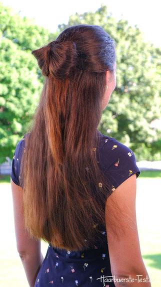 schleife im haar