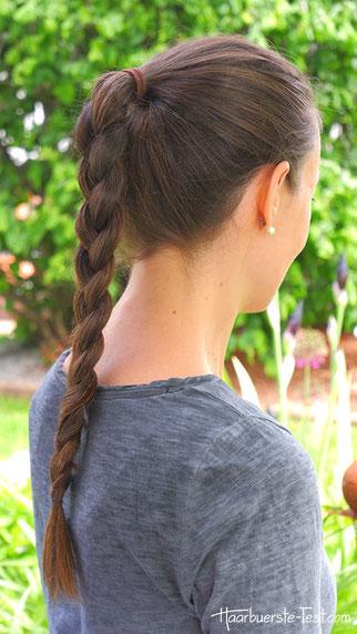schwimm frisur lange haare