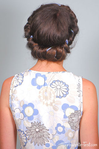 haarband locken über Nacht, Locken Haarband anleitung, haarband locken