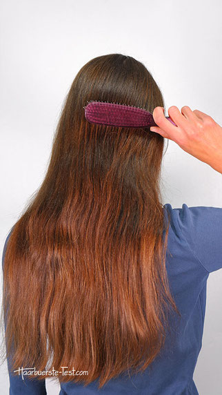 Haare entwirren