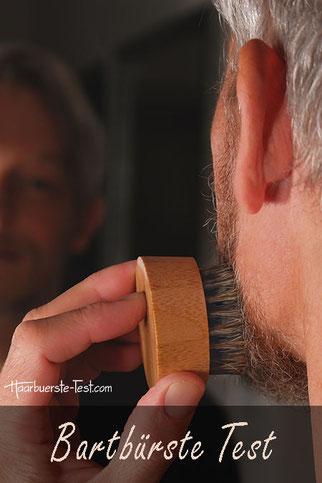 5 Bartbürsten im ausführlichen Praxis Test