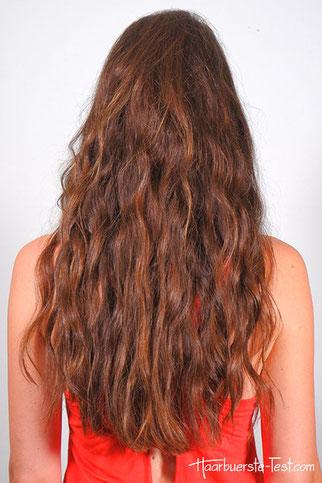 Wellen Haare machen, wellen in haare machen