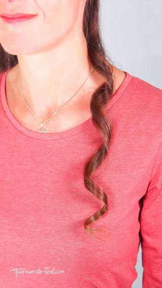 golden curl locken, golden curl glätteisen locken