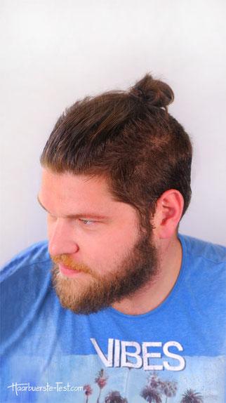 Langen haaren mit für männer frisuren Langhaarfrisuren