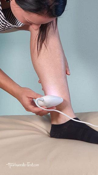 braun silk epil 3 3170 test
