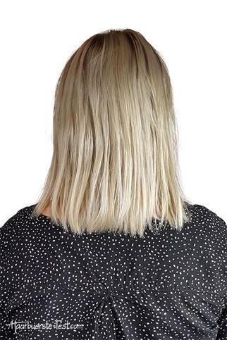 gerade Haare