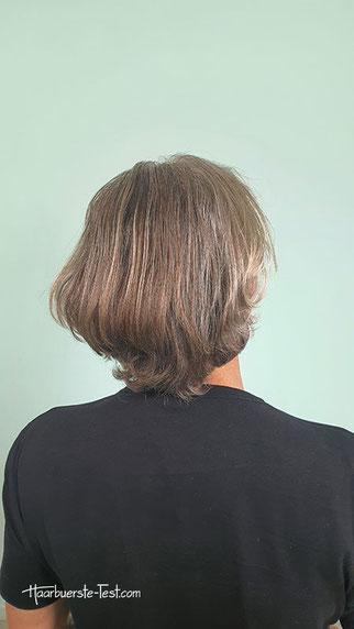kurze Haare lockenstab