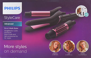 Philips StyleCare Advanced Verpackung