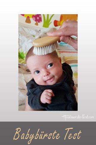 gute Babybürste, Babybürste, Babyhaarbürste, Haarbürste Baby, Baby Haarbürste test
