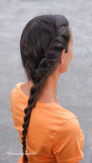 zopf frisuren lange haare