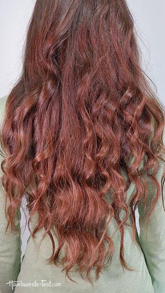 lockige haare glätten