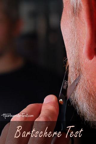 Bartscheren im ausführlichen Praxis Test
