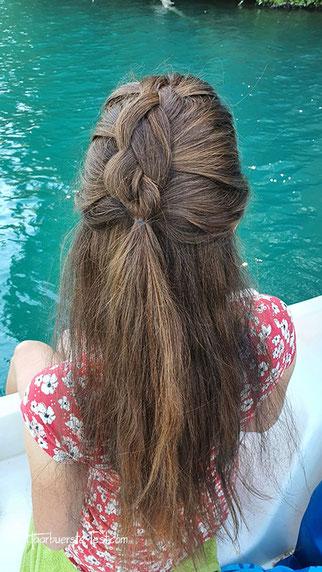 schicke Frisur, schicke frisur lange Haare