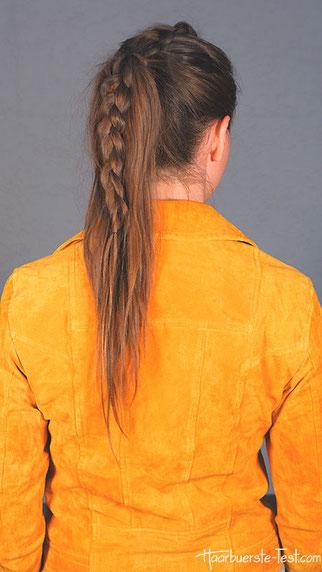 Pferdeschwanz Frisur