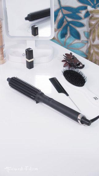 GHD Rise Hot Brush, ghd rise volumizing hot brush