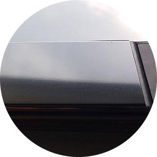 Glätteisen vollkeramikplatten