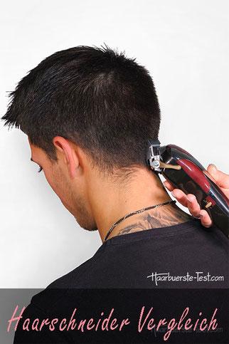 Haarschneider vergleich, Haartrimmer vergleich, Haarschneidemaschine vergleich