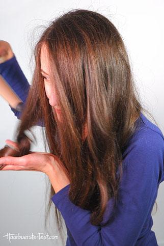 volumen in haare, mehr haarvolumen