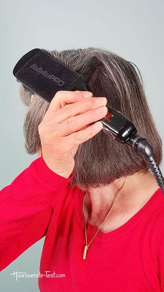 kreppeisen kurze haare, kreppeisen lange haare