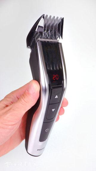 Philips leiser Haarschneider
