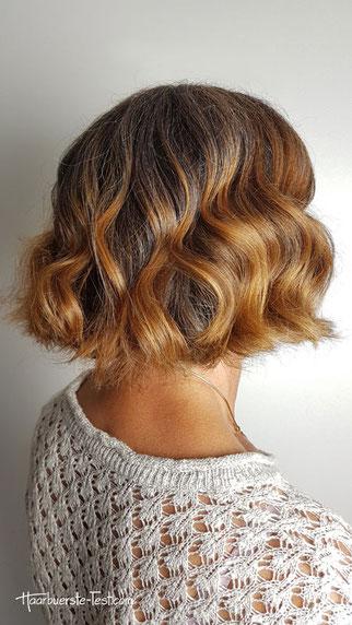 golden curl kegelförmig, golden curl lockenstab locken, Golden Curl Lockenstab Bob Frisur