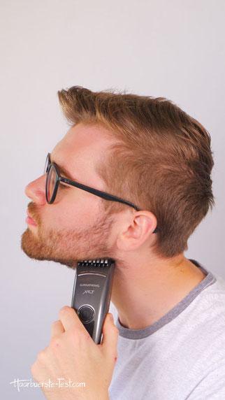 barttrimmer 40mm, Grundig Haarschneider und Bartschneider