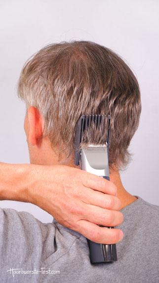 Remington Haarschneider Anwendung, haarschneidemaschine keramik test