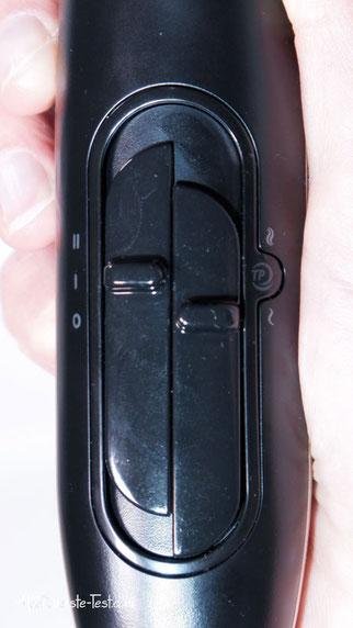 Philips HP8232/20 Schalter