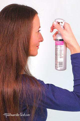 Lockenstab Hitzeschutzspray